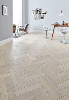 Parquet flooring | Interior-design trends for 2018 | These Four Walls blog