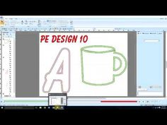 133 Best Digitizing Pe Design Next Images Machine Embroidery