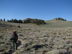 Photos, videos and stories from one of our employees who thru-hiked the Tahoe Rim Trail in 2007.