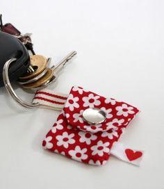 Schlüsselanhänger für den Einkaufswagen Franken :)