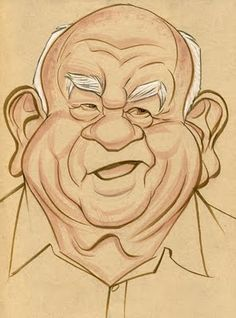 Ed Asner (by Zack Wallenfang)