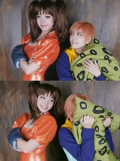 the seven deadly sins cosplay - Google Search