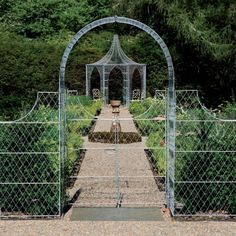 Gates - Metal Garden Gates