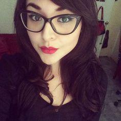 Women Eyeglasses - Dolled Up in Pretty Pruple | BonLook