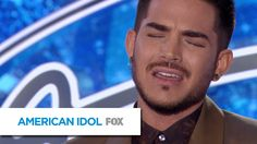 Idol Moments: Adam's Second Idol Audition - New York City - AMERICAN IDO...