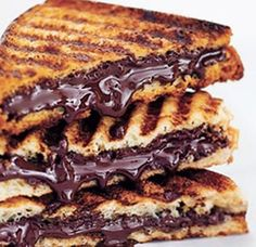 Cheese Chocolate Sandwich