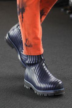 2014 | Kenzo Men Shoes (Fall 2015) | Source