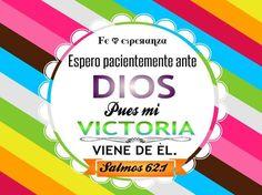 De Dios viene la Victoria