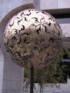 Money Tree Sculpture, Dublin