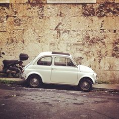 Fiat 500 / photo by Nicolee Drake