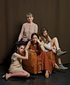 Swildens de mères en filles from Madame Le Figaro