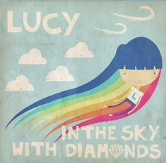 Luci in the sky with Diamonds - The Beatles