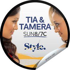 Steffie Doll's Tia & Tamera: Twerkin' 9 to 5 Sticker | GetGlue