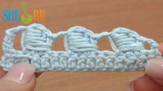 The Bullion Block Crochet Stitch Tutorial 40 Part 5 of 7 Made Around Three Different Posts  http://sheruknitting.com/videos-about-knitting/crochet-for-beginners/item/225-how-to-crochet-bullion-block-stitch-basics.html  this tutorial you will see how to crochet the bullion block stitch around three different height  posts: double post, treble post and double treble post. Working this bullion block we repeat yarn over and pull a loop 2 times around each separate post (6 times totally).