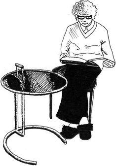 Eileen Gray (1878-1976) – NANAS | Portraits de créatrices
