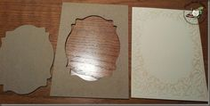 This is an awesome blog. Here she's showing the whole process of making and using embossing folders in a different way