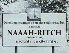Norwich, England. So proud........NATTT