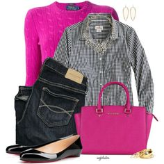 A fashion look from January 2015 featuring J.Crew tops, Polo Ralph Lauren sweaters and Abercrombie & Fitch jeans. Browse and shop related looks.