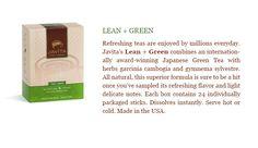 Lean+Green Sencha Green Tea Weightloss tea! Delicious & it Works!