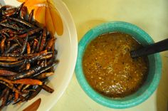 chile pasado receta | Salsa de chile de árbol | 365 días de platillos mexicanos