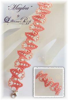 Foto-Tutorial im PDF-Format das Armband von LilianaPozziDesign