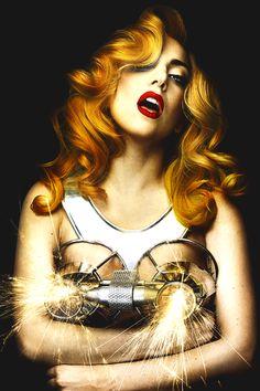 Marco Grob, Lady Gaga