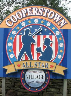 Cooperstown All Star Village - great experience for 12 year old baseball players!
