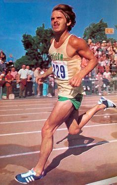 Steve Prefontaine 1972.