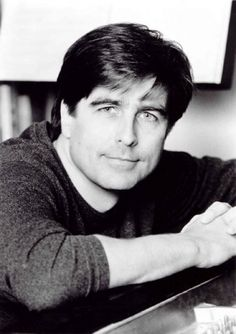 Thomas Newman...creator of some beautiful, moving music.