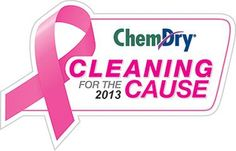 Chem-Dry is dedicated to raising money to help find a cure for breast cancer through its support of the National Breast Cancer Foundation (NBCF). Chem-Dry's Cleaning for the Cause program has donated over $100,000 to NBCF in the last three years, and we committed to continue donating in an effort to fight breast cancer. Call Champion Chem-Dry today at (719) 647-1545 to schedule an appointment soon to help support the cause!