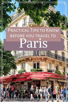 Everything You Need to Know For Your First Time in Paris, TRAVEL, There are so many things I wish I had known before my Paris vacation! Inside this guide you will find useful Paris tips and tricks for interacting wit. Singapore Travel Tips, Thailand Travel Tips, Japan Travel Tips, Italy Travel Tips, Dubai Travel, Nightlife Travel, India Travel, Travel Deals, Expedia Travel