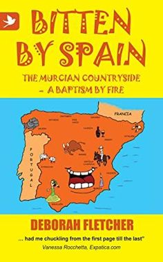 [Kindle] Bitten by Spain – The Murcian Countryside – A Baptism by Fire Author Deborah Fletcher, Got Books, Books To Read, What To Read, Book Photography, Free Reading, What Is Like, Book Lists, Free Books, Reading Online