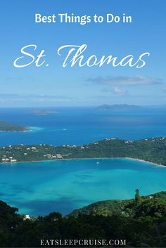 What are your favorite things to do while in St. Thomas? Ready to book? www.DBDtravel.net
