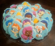 Bubble Guppies | Cookie Connection