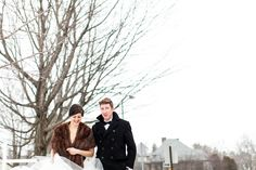 Winter Wedding at the Equinox Resort from A Brit and a Blonde  Read more - http://www.stylemepretty.com/massachusetts-weddings/2013/10/17/winter-wedding-at-the-equinox-resort-from-a-brit-and-a-blonde/