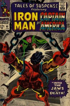 You are buying a Marvel Comics Tales of Suspense Comic Book certified and graded by CBCS as being VF/NM. Book was released in Great looking cover with white pages. This is nice copy of a key Marvel Silver Age comic. Avengers Comics, Marvel Comic Books, Comic Books Art, Marvel Heroes, Marvel Vs, Marvel Characters, Captain America Comic, Iron Man Captain America, Capt America