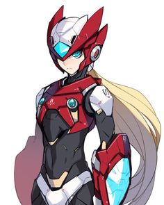 "Megaman - ""/m/ - Mecha"" is imageboard for discussing Japanese mecha robots and anime, like Gundam and Macross. Mega Man, Reborn Katekyo Hitman, Hitman Reborn, Character Concept, Character Art, Maverick Hunter, Character Design Challenge, Video Game Art, Anime Comics"