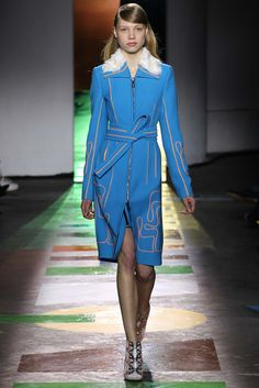 Peter Pilotto - Fall 2015 Ready-to-Wear - Look 19 of 37