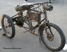 Resultado de imagem para primeira moto no mundo