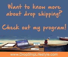 Drop Ship Lifestyle is an online training program created for people who are interested in drop shipping but don't know where to start, already own eCommerce stores and want to make more money from them, want a step-by-step actionable plan that actually produces results. sell thousands of products without spending a dime on inventory. Build a website that looks better than the competitions within 24 hours and send hoards of buyers to your online store, for free.