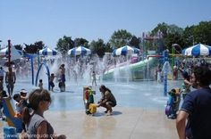 Ontario Place -- Water Park.