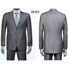 Boss suits
