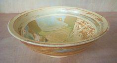 celadon blue yellow green opal lila ochre by annaceramist Green Opal, Ceramic Art, Blue Yellow, Serving Bowls, Stoneware, Glaze, Ceramics, Unique Jewelry, Tableware