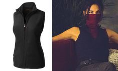 Elodie Yung who portrays Elektra in season 2 is Cambodian and French; in the comics, Elektra is Greek. You will find here all Elektra's gear and outfit from Netflix's TV show: Sleeveless Top Elektra's sleeveless black vest / jacket here -- Link automatically redirects to your country's store -- Buy on Amazon Turtleneck shirt Elektra's …