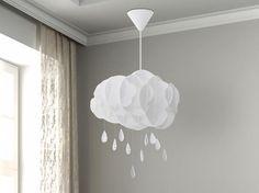 AILENNE White Cloud Ceiling Lamp Pendant