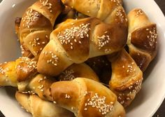 Pretzel Bites, Pizza, Bread, Cooking, Food, Breads, Candy, Kitchen, Brot