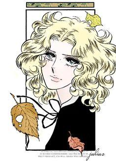 "Julius Leonhart von Alensmeier from ""Das Fenster Von Orpheus"" ,オルフェウスの窓. Old Anime, Manga Anime, Anime Art, Colorful Drawings, Cute Drawings, Fantasy Illustration, Manga Comics, Manga Girl, Vintage Japanese"