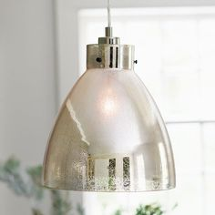 Love these too  Industrial Pendant – Mercury | west elm