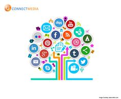 Reach more people through social media platforms..  #Social_Media_Optimization  #U_Connect_Media