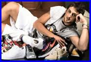 Marco Belinelli and all of his shoes